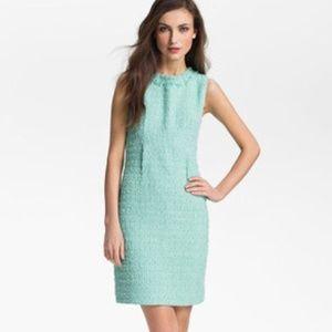 Kate Spade NEW Mint Tweed Terri Sheath Dress 0 XS